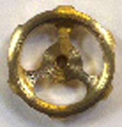 Brass handwheels
