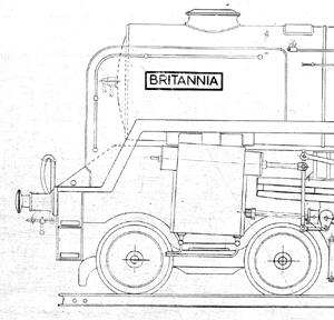 Britannia - Drawings