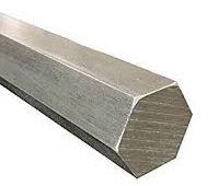 Stainless Hexagon Bar 303